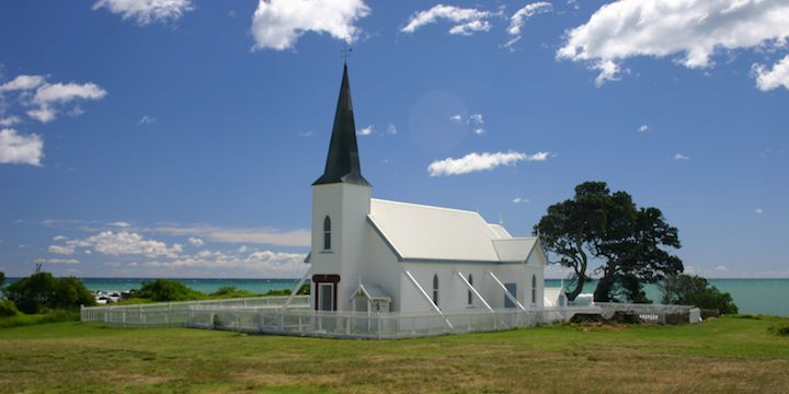 white-church