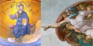 Yahweh vs Jesus?