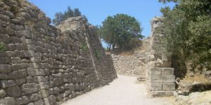Troy, archaeology and the Old Testament