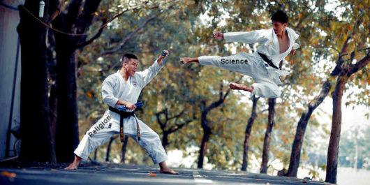 Martial arts conflict