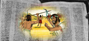Battle in the Old Testament